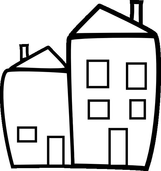 Building clip art at vector clip art online for Building drawing online