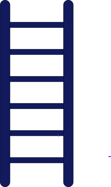Ladder Of Growth Clip Art at Clker.com - vector clip art ...