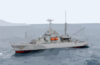 Uss Safeguard - Pacific Reach 2002 Clip Art