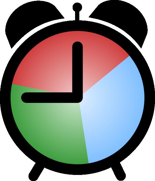 Alarm Clock Clip Art At Clker Com Vector Clip Art Online