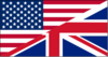 American And Union Jack Flag Clip Art