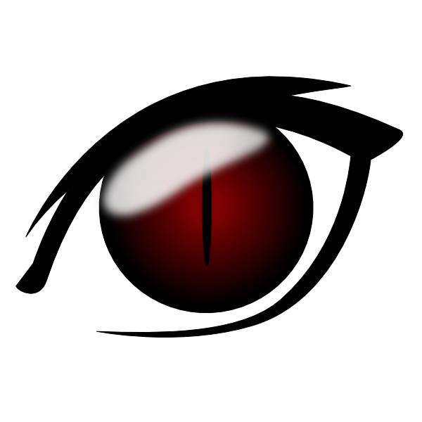 Anime Eye Clip Art At Clker.com