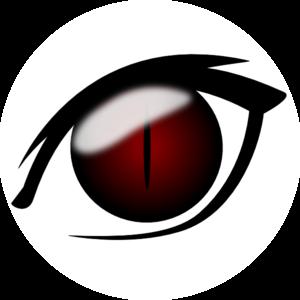 Anime Eye Clip Art at ...