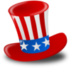Independence Day Hat Clip Art