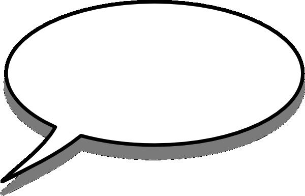 Speech Clip Art at Clker.com - vector clip art online ...