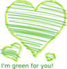 Crayon Heart Drawing Clip Art