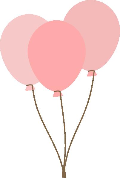 Happy Birthday Balloon Images And Cake Cartoon