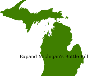 Mi Bottle Bill Clip Art