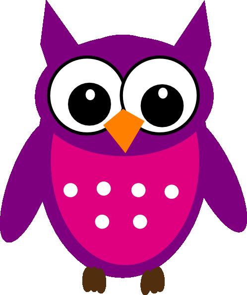 Cute Owl Clip Art at Clker.com - vector clip art online ...