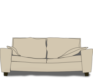 Couch Dope Clip Art