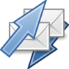 Mail Send Receive Clip Art