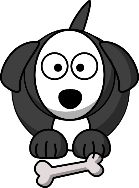 Sheep Dog Clip Art at Clker.com - vector clip art online ...