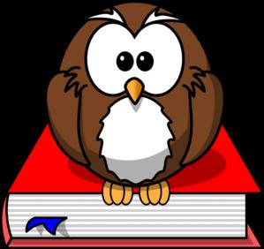 Smart Owl Clip Art at Clker.com - vector clip art online ...