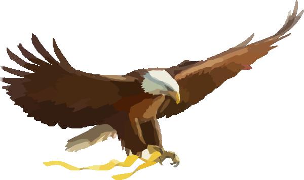soaring eagle large clip art at clker com vector clip Cartoon Owl Whimsical Owl Clip Art Free