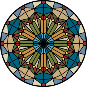 Glass Stained Glass Clip Art at Clker.com - vector clip ...