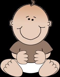 Baby Sitting Clip Art