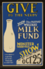 Give To The Needy Join The Mayor S Welfare Milk Fund : Monster Vaudeville Show At The Laurel Theatre. Clip Art