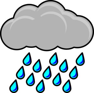 Image result for rainy cloud clipart