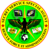 Secret Service Badge Clip Art