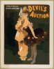 Chas. H. Yale S Everlasting Devil S Auction Clip Art