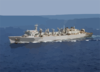 Msc Usns Supply Steams In The Med Clip Art