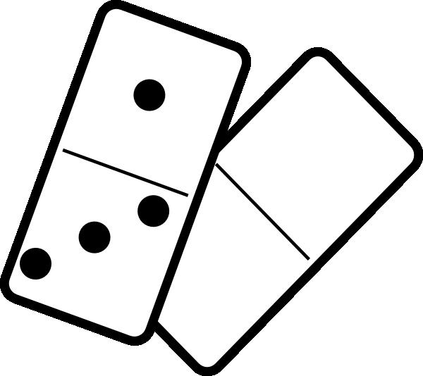 falling dominoes clip art at clker com