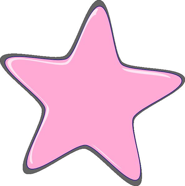 pink star clip art at clker com vector clip art online clip art ballerina on toes clip art ballerina on toes