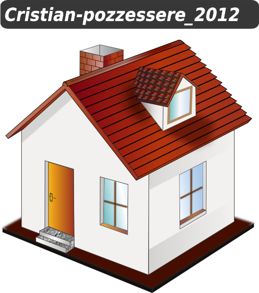 House With Yellow Clip Art At Clker Com Vector Clip Art
