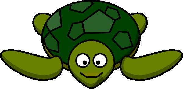 Sea Turtle Clip Art At Clker