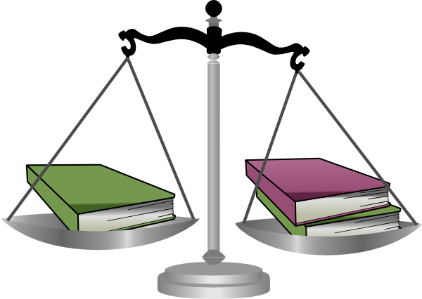 weigh evidence clip art at clker com vector clip art Scales of Justice No Background Scales of Justice Logo
