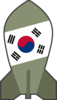 South Korean Bomb Clip Art