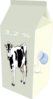Carton Of Milk Clip Art