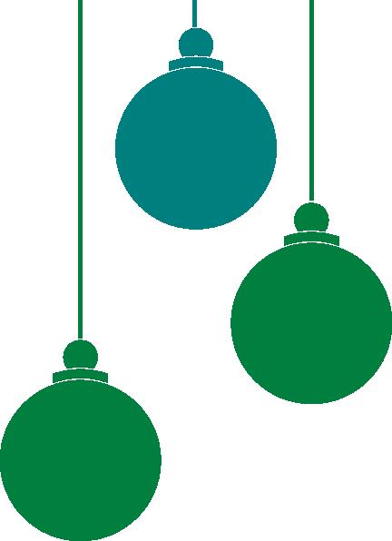 christmas ornaments clip art at clker com