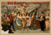 Rice And Barton S Big Gaiety Spectacular Extravaganza Co. Clip Art