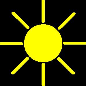 sun yellow clip art at clker com vector clip art online free math clip art for teachers dot cards free math clip art fractions and decimals