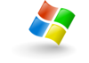 Microsoft Windows Icon 2 Clip Art