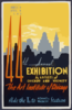 44th Annual Exhibition By Artists Of Chicago And Vicinity--the Art Institute Of Chicago  / Buczak. Clip Art