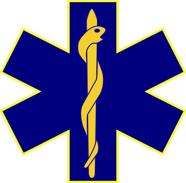 Paramedic Logo - Simple Clip Art at Clker.com - vector ...