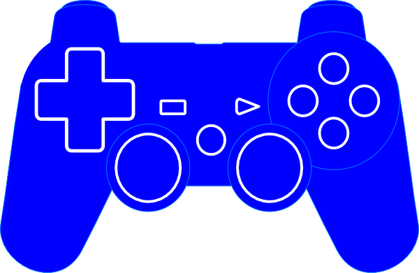 play station controller silhouette clip art at clker com laser tag gun clip art LAZER Tag Clip Art