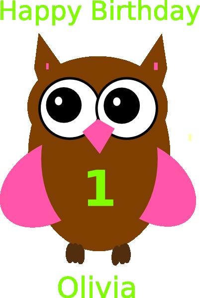 Green Owl Clip Art at Clker.com - vector clip art online ...