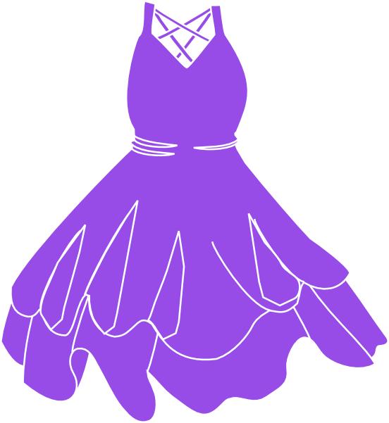Dress Attempt 2 Clip Art at Clker.com - vector clip art ...
