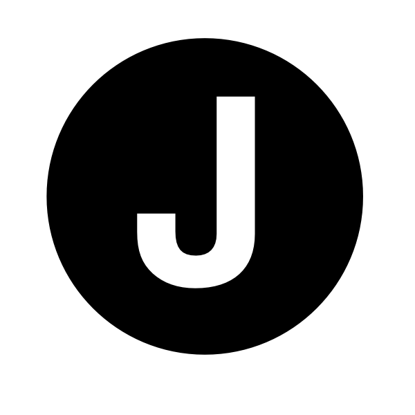 White Letter J Clip Art at Clker vector clip art online