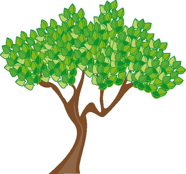 Summer Or Spring Tree Clip Art at Clker.com - vector clip ...