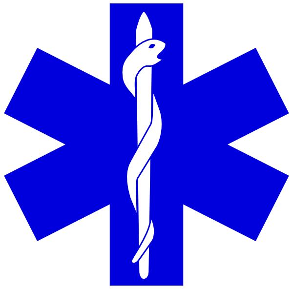 paramedic logo - simple clip art at clker - vector clip art