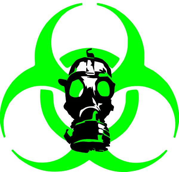 biohazard and mask cut cut clip art at clker com vector hazmat logo clip art hazmat mask logo