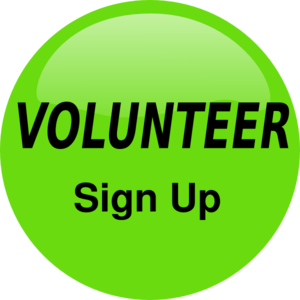 Volunteer Sign Up Button Clip Art